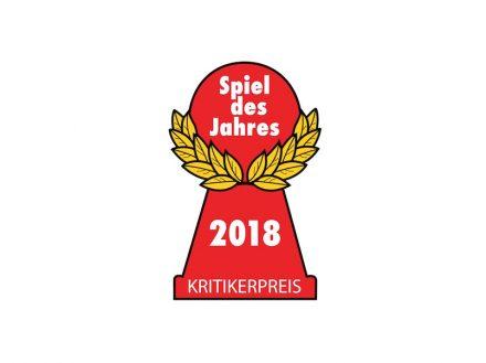 Logo Spiel des Jahres.