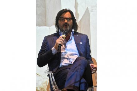 Marco De Angelis, new president of Confindustria Marmomacchine.