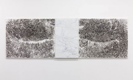 "Giuseppe Penone: ""A occhi chiusi"", 2009."