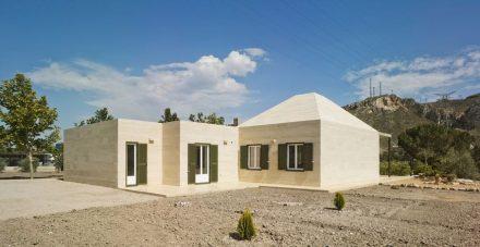 Pepa Díaz Arquitecta: Casa Elvira.