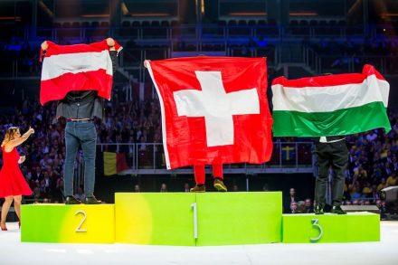 EuroSkills18 in Budapest.