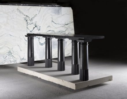 """Karl Lagerfeld, Architectures: """"Untitled II"""","""
