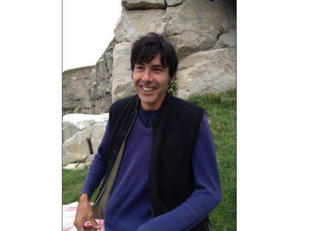 Bildhauer Alyosha Moeran.
