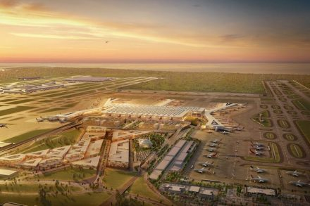Istanbul Airport. Source: IGA