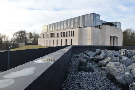 Mémorial de Verdun. Photo: Jean-Marie Mangeot