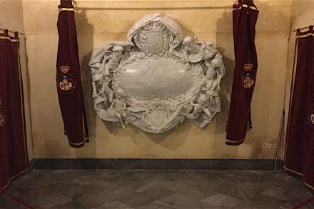National Award: Sculptor José Antonio Navarro Arteaga, Funeral Monument to Mrs. Cayetana de Alba.