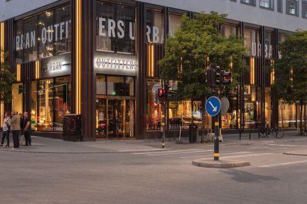 International Award Europe: Grävlingen Building Stockholm, Sweden.
