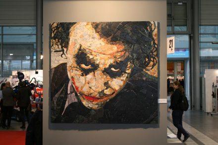 """Lubosz Karwat: """"Der Joker""""."""