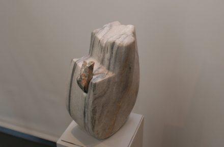 """Marta Kowalska, Academy of Fine Arts, Krakow: """"Punkt wyjściowy""""."""