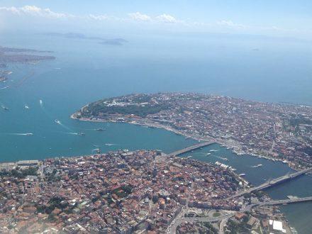 Die Millionenmetropole Istanbul ist bekanntlich erdbebengefährdet. Neue Untersuchungsmethoden weisen auf langsame Krustenbewegungen in der Tiefe hin. Foto: Marco Bohnhoff / GFZ