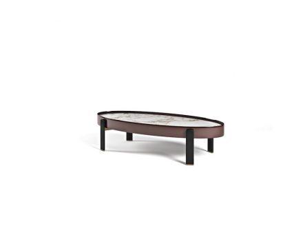 """Kean"": oval coffee table."