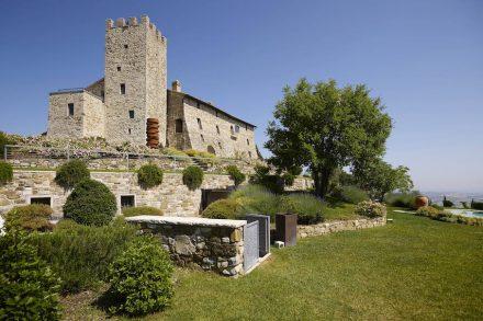 I Sassi di Assisi, Civitella dei Conti.