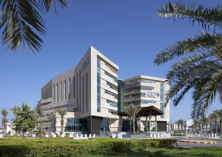 LOM architecture and design: National Bank of Oman.