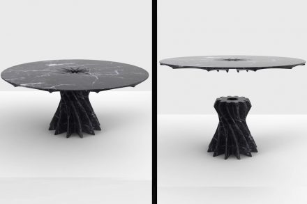 "<a href=""http://www.citco.it/""target=""_blank"">Citco</a>: ""Vortex"". Design: Arik Levy."