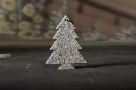 Marble Christmas tree from Chatzisavvas company.