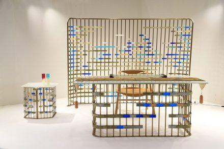 Design: Zhou Fan. Company: Xiamen Lingyun Onyx.