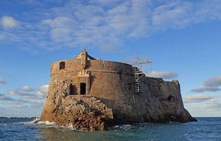 The Fort de la Conchée.