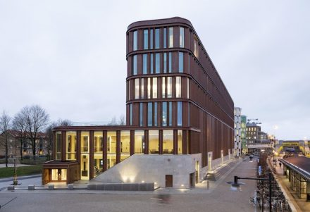 New County Court in Lund. Photo: Kasper Dudzik