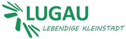 Slogan der Stadt Lugau.