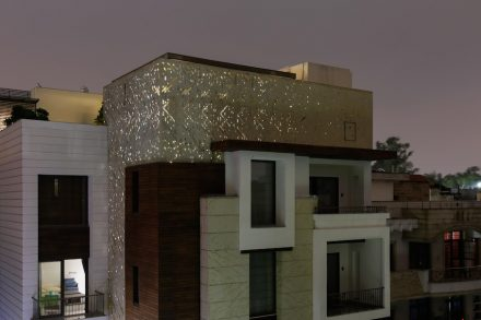 CID-Awards: Special Recognition – International. The Kona; New Delhi, India. Designed by Anoma.