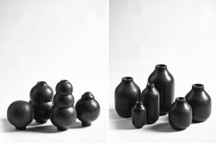 Lithea, Martinelli Venezia Studio: Vases.