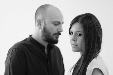 Carolina Martinelli and Vittorio Venezia.
