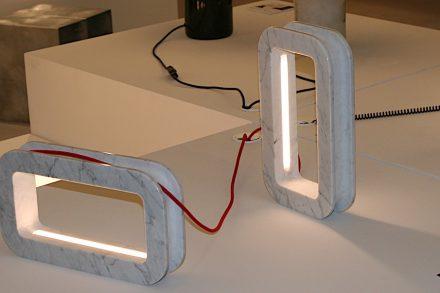 "<a href=""http://www.martinelliluce.it/""target=""_blank"">Martinelli Luce</a>, design Studio Emmepi: ""Antenna""."
