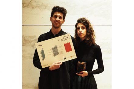 Tino Design Contest 2018: Alfredo Lamberti, Verónica González.