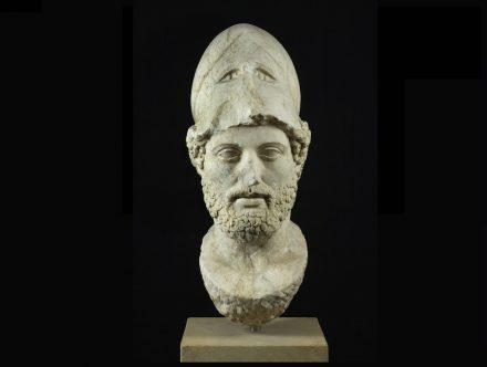 Bildnis des athenischen Strategen Perikles, © Staatliche Museen zu Berlin, Antikensammlung / Johannes Laurentius