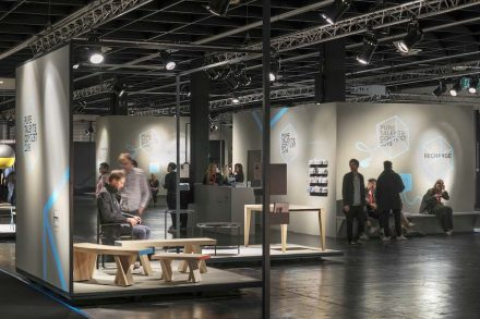 Der Pure Talents Contest der imm cologne 2018.
