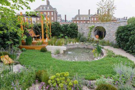 """""""The Harmonious Garden of Life"""". Design: Laurélie de la Salle. Fotos: Sarah Cuttle"""