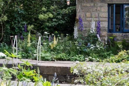 """Welcome To Yorkshire Garden"". Fotos: RSH / Neil Hepworth"