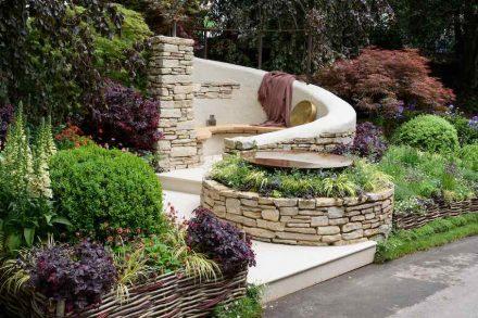 """Miles Stone: Kingston Maurward Garden"". RHS / Tim Sandall"