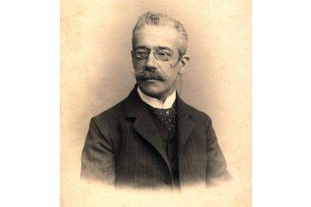 James Simon, ca 1901. Foto: privat