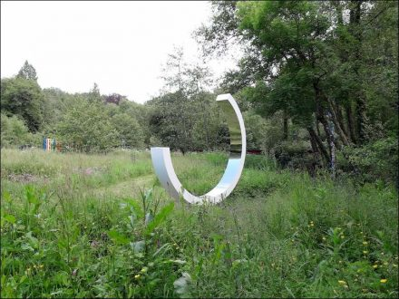 """""""The Crib"""" by Karolin Schwab."""