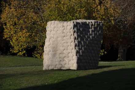 "Peter Randall-Page: ""Envelope of Pulsation (For Leo)""."