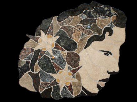 """Poetry of Stone"" von Nicholas Gilbert."