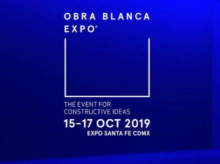 Logo of Obra Blanca Expo.