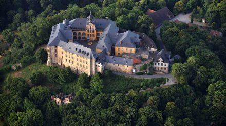 "Großes Schloss Blankenburg. Foto: Wolkenkratzer / <a href=""https://commons.wikimedia.org/""target=""_blank"">Wikimedia Commons</a>"