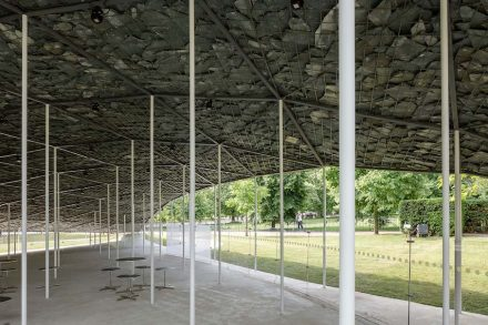 The Serpentine Pavilion 2019. Foto: Norbert Tukaj