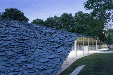 The Serpentine Pavilion 2019. Foto: Iwan Baan