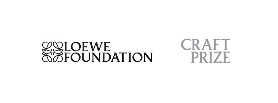 """Logo des """"Craft Prize"""" der spanischen Loewe Stiftung."""