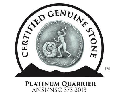 The Platinum-Label for Quarriers.