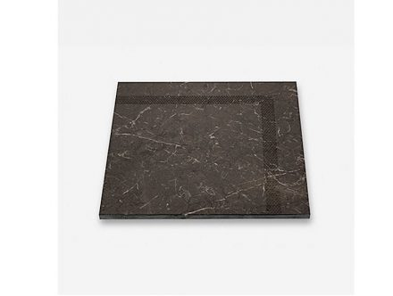 "Tile Collection: ""Frame"", Marble Dark Olive."
