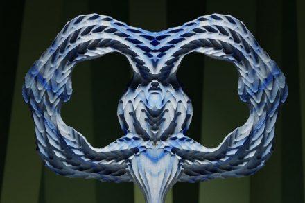 "Raffaello Galiotto: ""Symmetric""."
