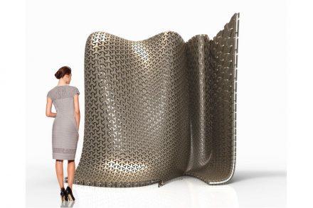 """Giuseppe Fallacara: """"Lithic Fabric""""."""