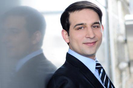 Masood Bashary, Inhaber der betriebswirtschaftlichen Informationstransferstelle beim BIV.