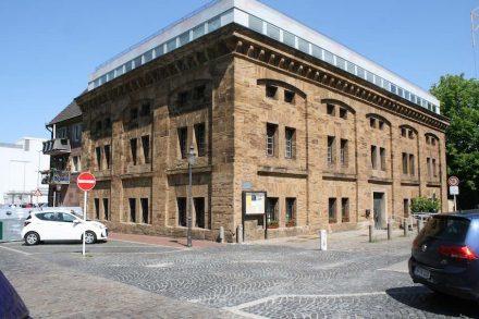 Die ehemalige preußische Heeresbäckerei, Minden.