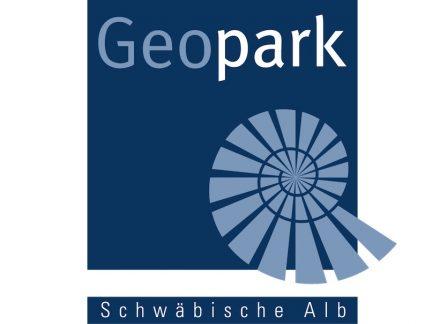 Logo des Geoparks Schwäbische Alp.