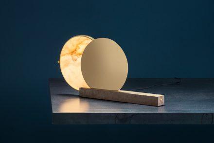 """""""Alchemie T"""" by designer Giulia Archimede for Catellani & Smith."""